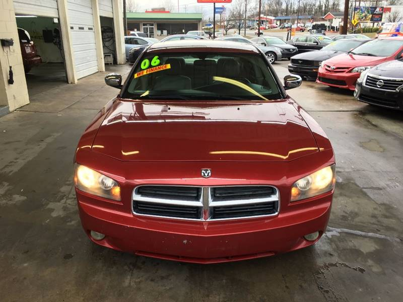 2006 Dodge Charger RT 4dr Sedan - Murfreesboro TN