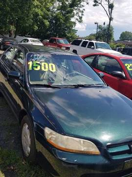 1998 Honda Accord for sale in Plainfield, NJ