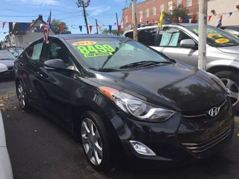 2013 Hyundai Elantra for sale in Plainfield, NJ