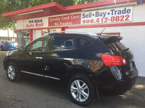 2012 Nissan Rogue for sale in Plainfield, NJ