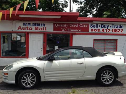 2001 Mitsubishi Eclipse Spyder for sale in Plainfield, NJ