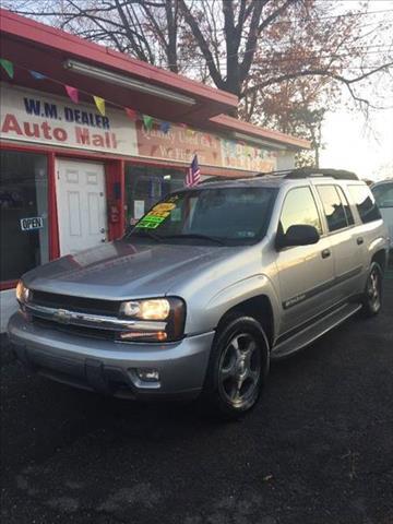 2004 Chevrolet TrailBlazer EXT for sale in Plainfield, NJ