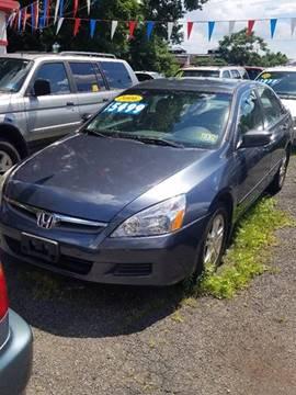 2006 Honda Accord for sale in Plainfield, NJ
