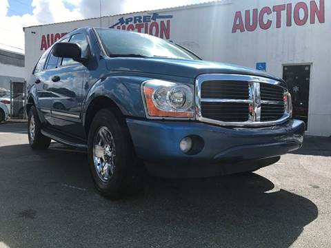 2004 Dodge Durango for sale in Lake Worth, FL