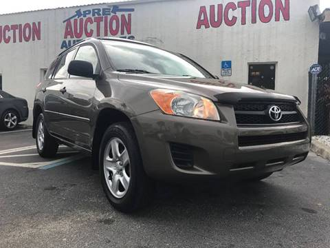2009 Toyota RAV4 for sale in Lake Worth, FL