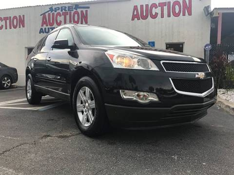 2012 Chevrolet Traverse for sale in Lake Worth, FL