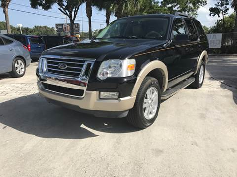 2010 Ford Explorer for sale in Lake Worth, FL