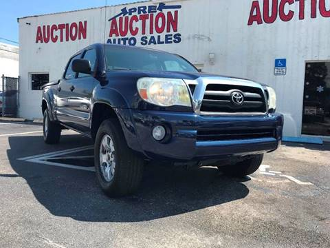 2007 Toyota Tacoma for sale in Lake Worth, FL