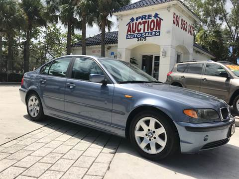 2004 BMW 3 Series for sale in Lake Worth, FL