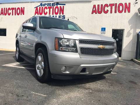 2010 Chevrolet Tahoe for sale in Lake Worth, FL