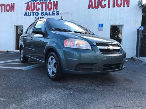 2010 Chevrolet Aveo for sale in Lake Worth, FL