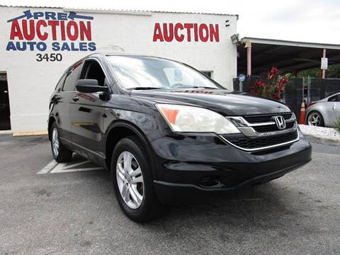 2011 Honda CR-V for sale in Lake Worth, FL