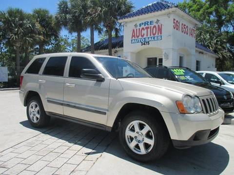 2008 Jeep Grand Cherokee for sale in Lake Worth, FL