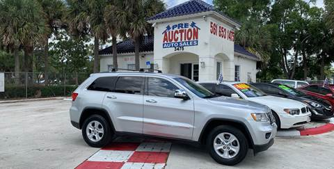 2011 Jeep Grand Cherokee for sale in Lake Worth, FL
