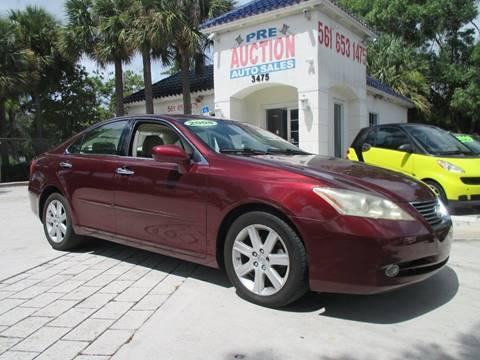 2008 Lexus ES 350 for sale in Lake Worth, FL