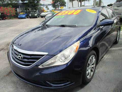2011 Hyundai Sonata for sale in Lake Worth, FL