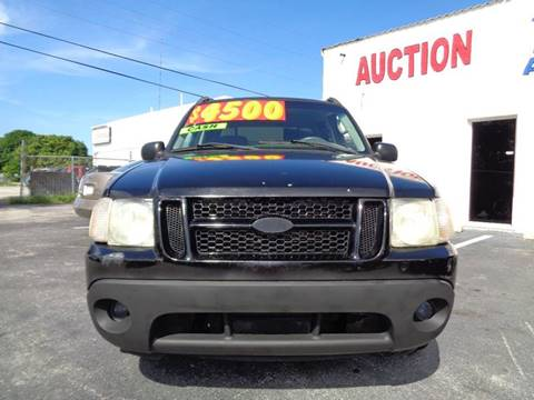 2003 Ford Explorer Sport Trac for sale in Lake Worth, FL