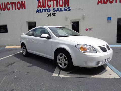 2009 Pontiac G5 for sale in Lake Worth, FL