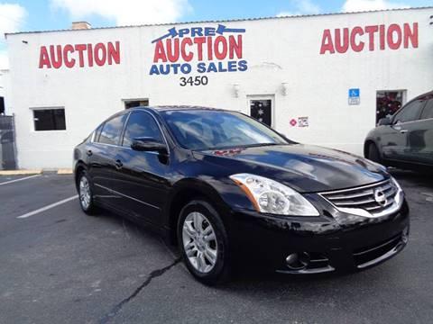 2012 Nissan Altima for sale in Lake Worth, FL
