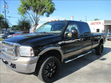 2006 Ford F-350 Super Duty for sale in Lake Worth, FL