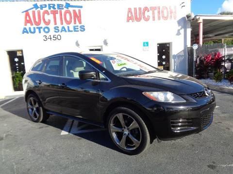 2007 Mazda CX-7 for sale in Lake Worth, FL