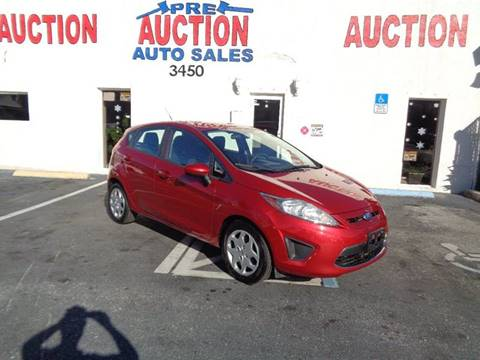 2011 Ford Fiesta for sale in Lake Worth, FL