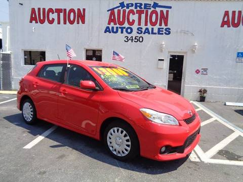 2011 Toyota Matrix for sale in Lake Worth, FL