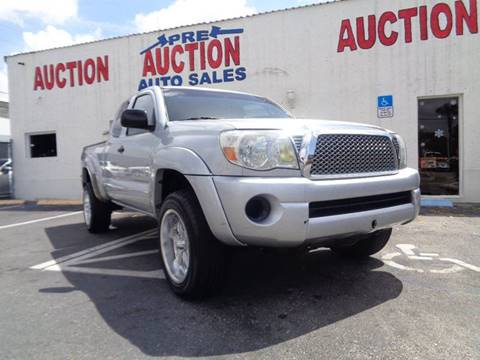 2006 Toyota Tacoma for sale in Lake Worth, FL