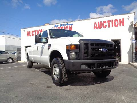 2008 Ford F-250 Super Duty for sale in Lake Worth, FL