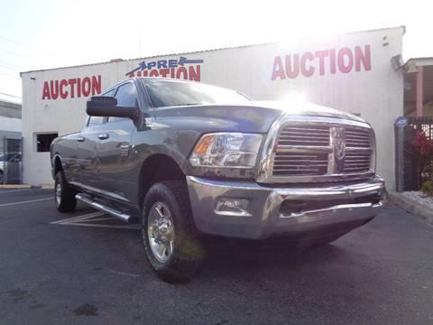 2012 RAM Ram Pickup 2500 for sale in Lake Worth, FL