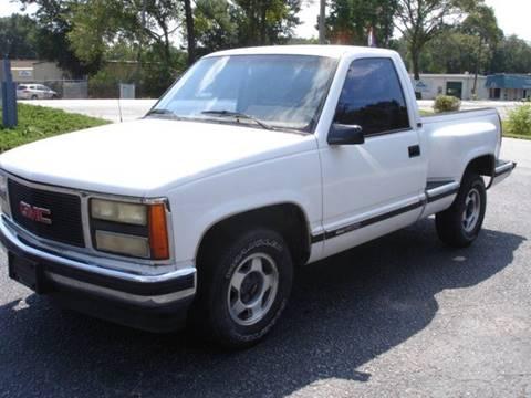 1991 GMC Sierra 1500 for sale in Charleston, SC