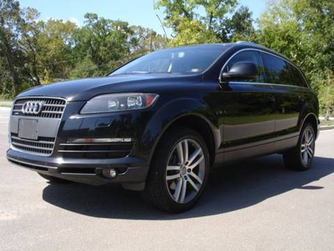 2009 Audi Q7 for sale in Charleston, SC