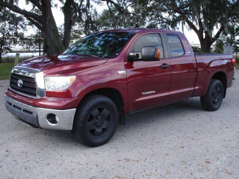 2007 Toyota Tundra for sale at Lowcountry Auto Sales in Charleston SC