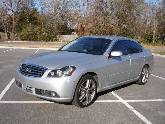 2007 Infiniti M35 for sale at Lowcountry Auto Sales in Charleston SC