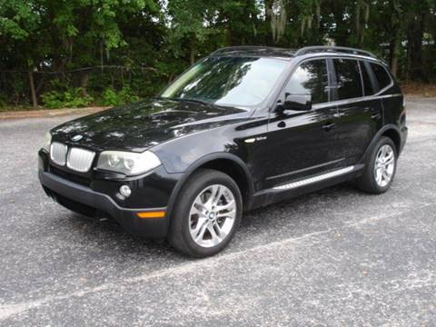 2008 BMW X3 for sale in Charleston, SC