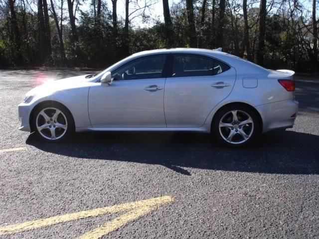 2007 Lexus IS 250 4dr Sedan (2.5L V6 6A) - Charleston SC