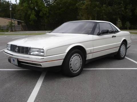 Cadillac Allante For Sale In South Carolina Carsforsale Com