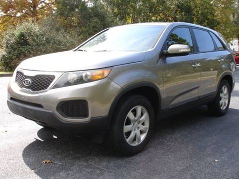 2011 Kia Sorento for sale in Charleston, SC