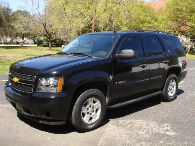 2007 Chevrolet Tahoe for sale at Lowcountry Auto Sales in Charleston SC