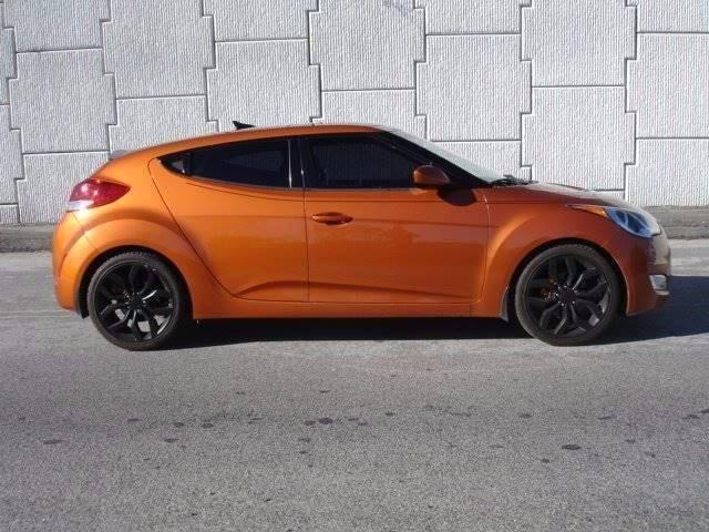 2012 Hyundai Veloster 3dr Coupe w/Black Seats - Charleston SC