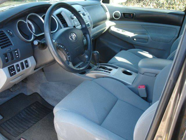 2011 Toyota Tacoma 4x4 V6 4dr Double Cab 6.1 ft LB 5A - Charleston SC
