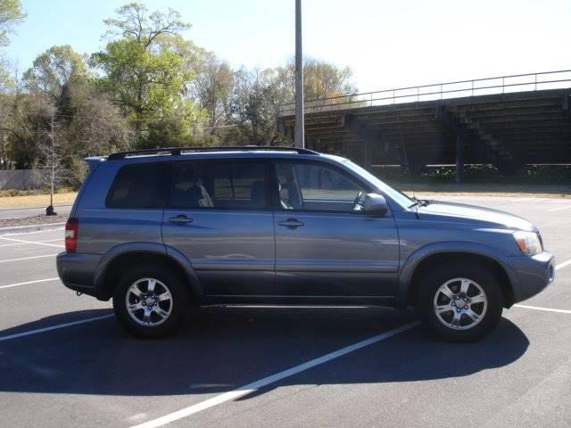 2007 Toyota Highlander 4dr SUV I4 - Charleston SC