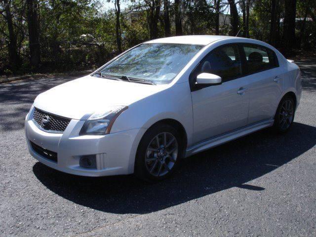 2011 Nissan Sentra SE-R Spec V 4dr Sedan - Charleston SC