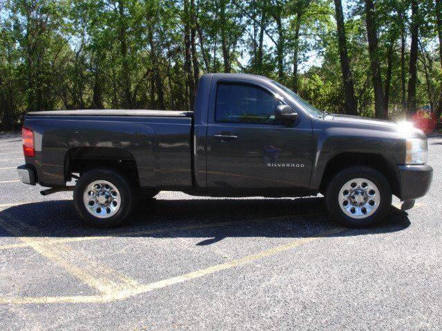 2011 Chevrolet Silverado 1500 4x2 Work Truck 2dr Regular Cab 6.5 ft. SB - Charleston SC