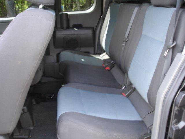 2007 Nissan Titan XE FFV 4dr King Cab 4WD SB - Charleston SC