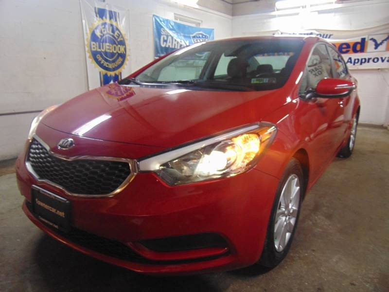 2014 Kia Forte For Sale At 1 Owner Car In Glenolden PA