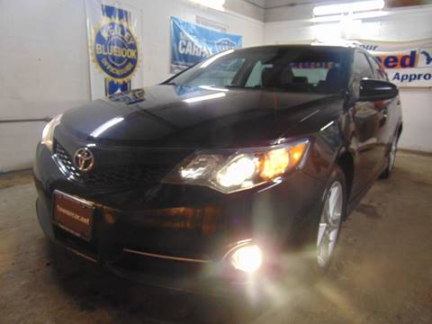 2014 Toyota Camry for sale at 1 Owner Car in Glenolden PA