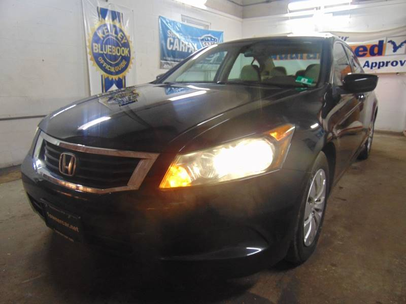 2008 Honda Accord for sale at 1 Owner Car in Glenolden PA