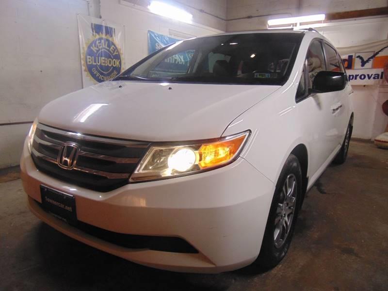 2011 Honda Odyssey for sale at 1 Owner Car in Glenolden PA