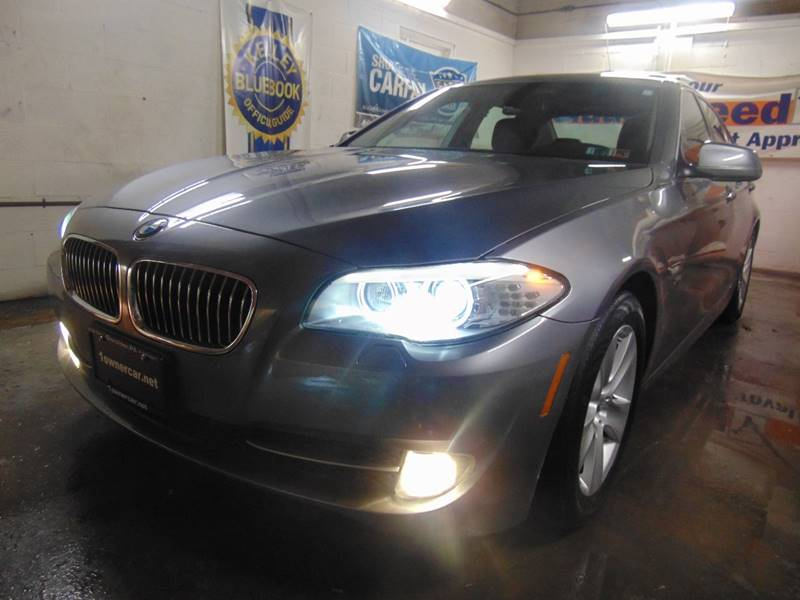 2012 BMW 5 Series for sale at 1 Owner Car in Glenolden PA